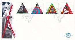 Nederland - FDC - Kinderzegels, Kind En Verkeer - NVPH E231 - Altri (Terra)
