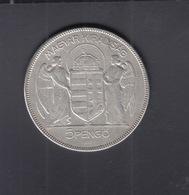 Hungary 5 Pengö 1930 Silver - Hungary