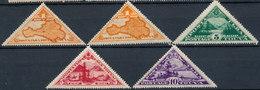 Stamp TANNU TUVA 1927  MLH Lot12 - Tuva