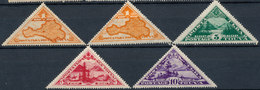 Stamp TANNU TUVA 1927  MLH Lot12 - Touva