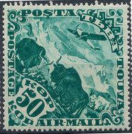 Stamp TANNU TUVA 1934  MLH Lot25 - Touva