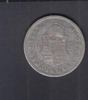 Hungary  1 Forint 1883 - Ungarn