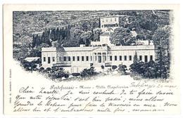 Isola D'Elba (Livorno) -  Portoferraio - Museo - Villa Napoleonica. 1900 - Livorno