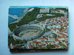 Kroatië Croatia Pula With Stadium - Kroatië