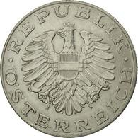 Monnaie, Autriche, 10 Schilling, 1992, B+, Copper-Nickel Plated Nickel, KM:2918 - Austria