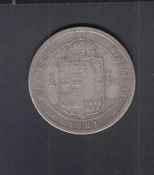 Hungary  1 Forint 1881 - Hungary
