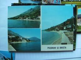 Kroatië Croatia Pozdrav Iz Brista - Kroatië