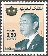 Maroc Hassan II Série Courante Rare 1999 2000 Michel 1350 Neuf ** Luxe Cote 250euros Morocco MNH Marruecos - Morocco (1956-...)