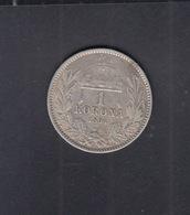 Hungary  1 Korona 1894 - Hungary