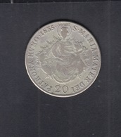 Hungary  20 Kreuzer 1835 - Hungary
