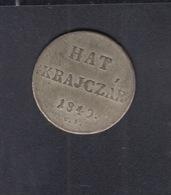 Hungary  6 Kreuzer 1849 - Hongarije