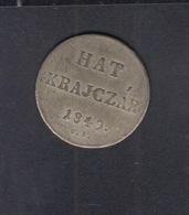 Hungary  6 Kreuzer 1849 - Hungary