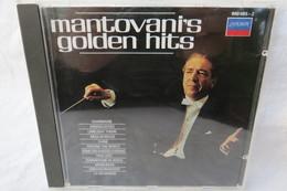 "CD ""Mantovani And His Orchestra"" Mantovani's Golden Hits - Compilations"