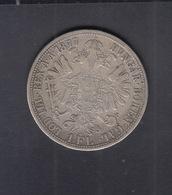 Österreich 1 Florin 1877 - Oesterreich
