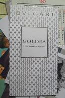 Bulgari Goldea - Modern (from 1961)