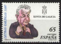 Spain 1997. Letras Gallegas. Ed 3485 (**) Mi 3326 - 1931-Hoy: 2ª República - ... Juan Carlos I