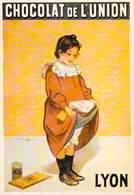 PUB Publicité NUGERON   BB 10 FRIANDISES -CHOCOLAT De L'UNION  Lyon *PRIX FIXE - Advertising