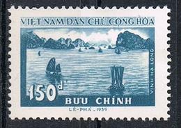 VIETNAM DU NORD N°159 N** - Vietnam