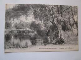 Doulaincourt. Paysage Sur Le Rognon. Gerard Humbert - Doulaincourt