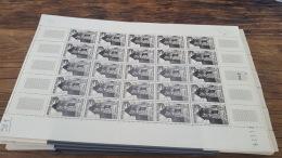 LOT 418809 TIMBRE DE FRANCE NEUF** LUXE FEUILLE N°921 VALEUR 37,5 EUROS BLOC - Feuilles Complètes