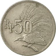 Monnaie, Indonésie, 50 Rupiah, 1971, TTB, Copper-nickel, KM:35 - India