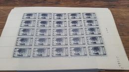 LOT 418851 TIMBRE DE FRANCE NEUF** LUXE FEUILLE N°766 VALEUR 50 EUROS BLOC - Feuilles Complètes