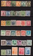 CHINE - CHINA - Collection De 1898 à Moderne - Plus De 50 Timbres Neufs Et Oblitérés - Oblitérés