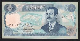 IRAQ : 100 Dinars - P84a2 -  1994 - UNC - Iraq