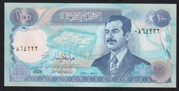 IRAQ : 100 Dinars - P84b -  1994 - UNC - Iraq
