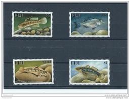 FIDJI 2002 - YT N° 957/960 NEUF SANS CHARNIERE ** (MNH) GOMME D'ORIGINE LUXE - Fiji (1970-...)