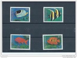 MICRONESIE 1995 - YT N° 352/355 NEUF SANS CHARNIERE ** (MNH) GOMME D'ORIGINE LUXE - Micronésie