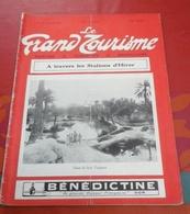 Le Grand Tourisme N°157 Janvier 1932 Inauguration Chalet Refuge Gourette,Vallée D'Abondance,Nice Carnaval,Pays Basque - Tourisme