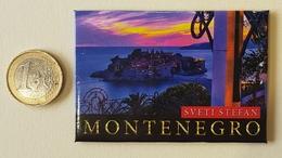 Magnet Montenegro, Sveti Stefan - Magnets