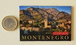 Magnet Montenegro, Stari Bar, Antivari - Magnets