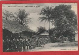 CPA: Gabon - Samba (N'Gounié) Factorie S.H.O. - Gabon