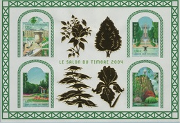 BF71 - FRANCE Bloc N° 71 Neuf** Jardins De France Salon Du Timbre 2004 - Ungebraucht