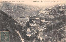 01-CERDON-N°R2114-B/0137 - Francia