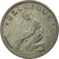 Monnaie, Belgique, Franc, 1929, TB+, Nickel, KM:89 - 1909-1934: Albert I