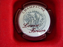 *  Capsule De Champagne  BRISSON Louise N° 2 * - Capsules