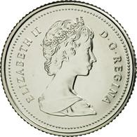 Monnaie, Canada, Elizabeth II, 10 Cents, 1987, Royal Canadian Mint, Ottawa, FDC - Canada
