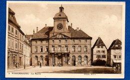 Wissembourg  / La Mairie - Wissembourg