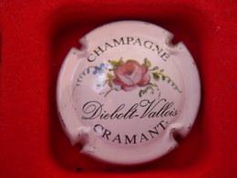 *  Capsule De Champagne  DIEBOLT VALLOIS  N° 2 * - Unclassified