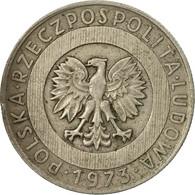Monnaie, Pologne, 20 Zlotych, 1973, Warsaw, TB, Copper-nickel, KM:67 - Polonia