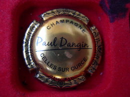 *  Capsule De Champagne  DANGIN Paul  N° ? * - Unclassified