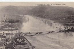 LUZECH -46 - Crue Du Lot (25 Mars 1912) - Luzech