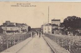 LUZECH -46 - Vue Prise Du Pont - Luzech
