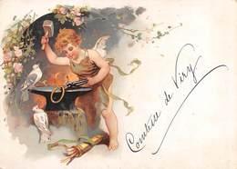 """0540 """"MENU DEL 9 SETTEMBRE 1894 - CONTESSA DE VIRY"""" ANIMATO. ORIGINALE - Menus"""