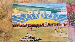Mongolia Ulaanbaatar ULANBATOR Stadium - Stade. OLD PC - 1980s - Stadions