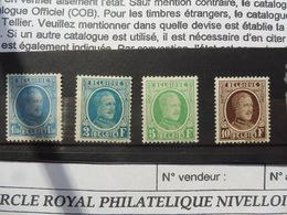 Timbre Belgique Belgie Houyoux 207/10 Bonne Valeur - 1922-1927 Houyoux
