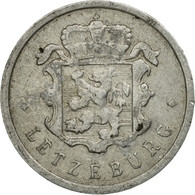 Monnaie, Luxembourg, Jean, 25 Centimes, 1957, TB+, Aluminium, KM:45a.1 - Luxembourg